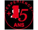 Picto +35 ans d'expérience